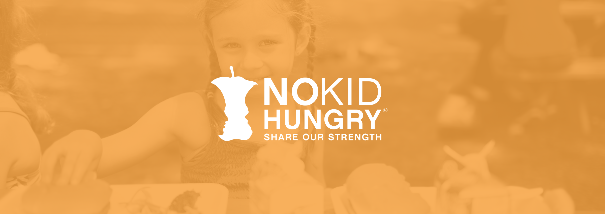 No Kid Hungry - Homepage Graphic